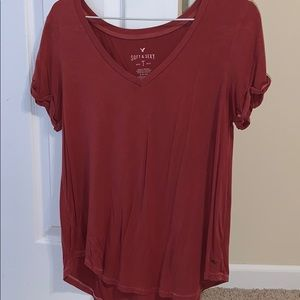 American Eagle soft and sexy short sleeve